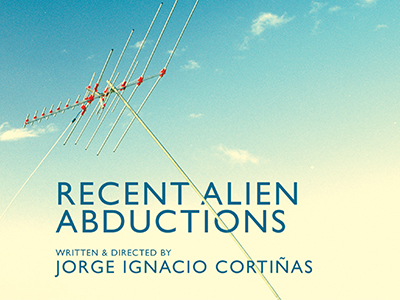 - Recent Alien AbductionsThe Play Company2019