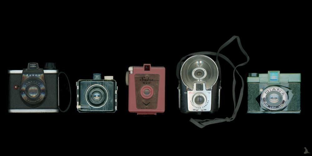 Plastic Cameras