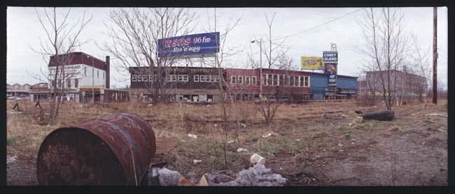 Coney Island, Worcester, 1989