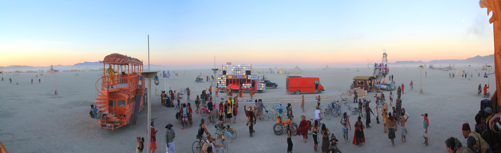 Burning Man, 2012