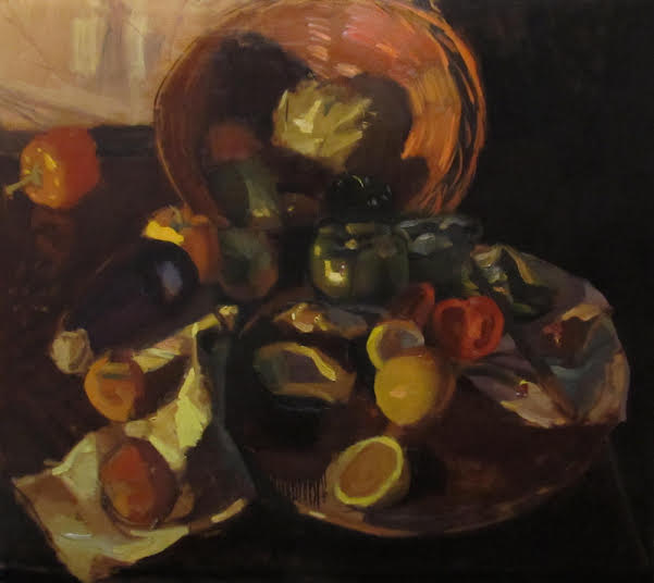 Still Life with Basket II