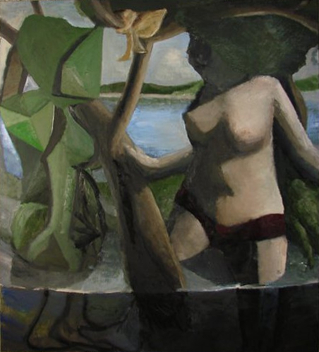 Figures in a Mangrove