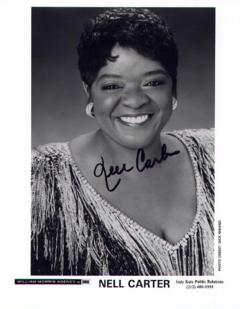 Nell Carter (Singer/Actress)