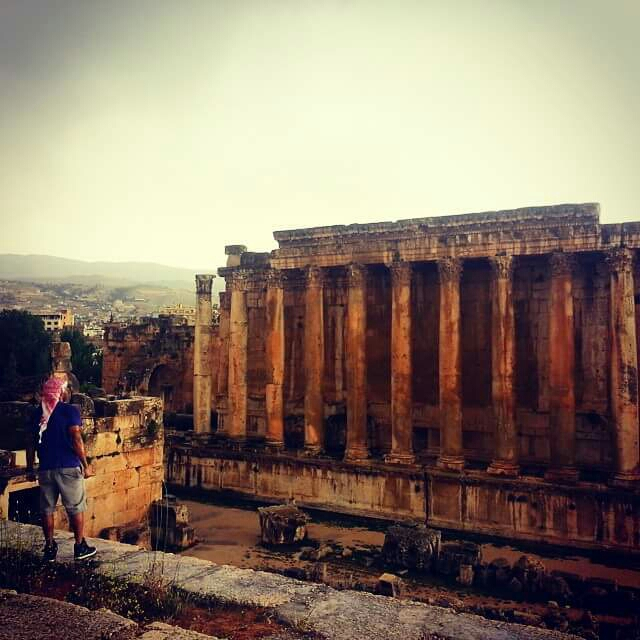 The Ruins, Baalbek, Lebanon
