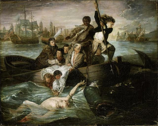 Watson and The Shark, by John Singleton Copley