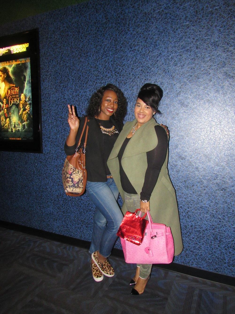 Me & Christina Renteria of Pink LuxPL