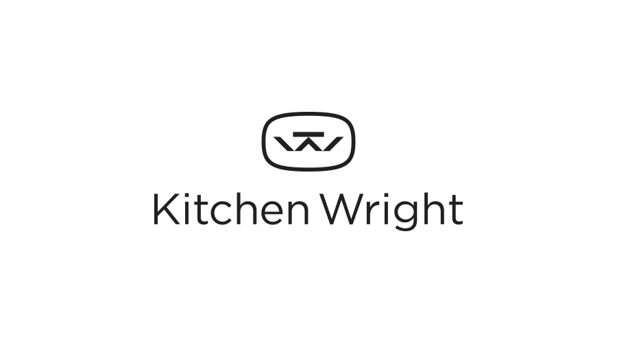 The mark is more than just a monogram. The sideways 'K' forms a table, the true heart of every kitchen—the place where bread is broken and families gather to discuss the day.