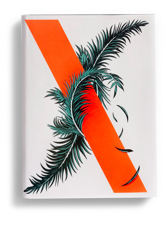 "Design by Rodrigo Corral and Tyler Comrie. ""Area X — The Southern Reach Trilogy — Annihilation, Authority, and Acceptance"" by Jeff Vandermeer."