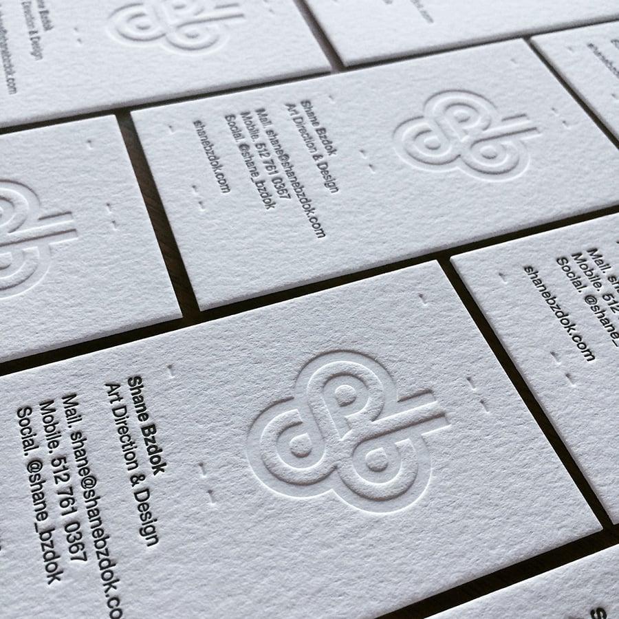 shane_bzdok_letterpress_cards
