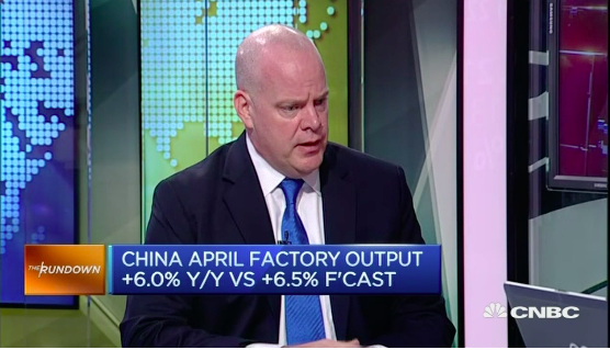 Don't worry about China's April data