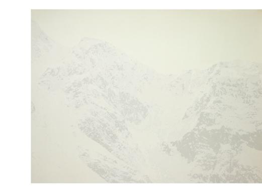 """Cameron Martin  """"Albenast,"""" 2013  lithograph, 19/20  22 9/16"""" x 31 11/16"""""""