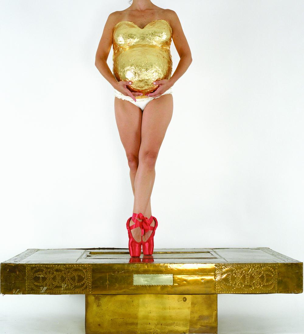 """Dancing Queen  , 2010  c-print 3/5  53 1/4"""" x 48 3/4"""""""