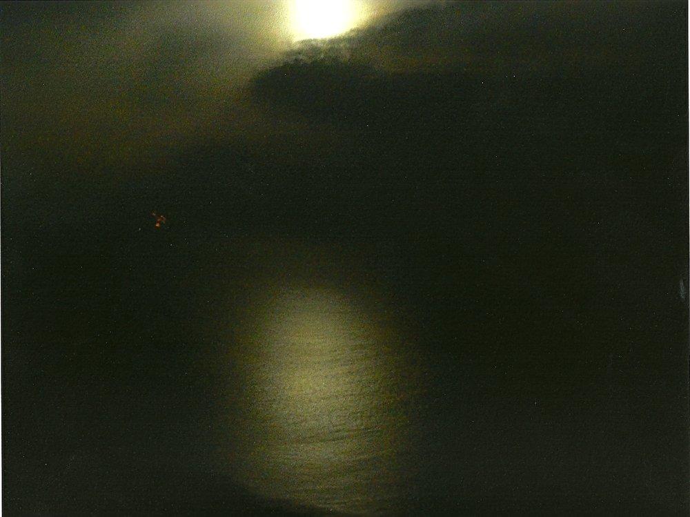 """Avery Danziger   (BIO) ,   Cabo de Gata #5  , 2007, color photography 1/10, 41"""" x 51"""""""