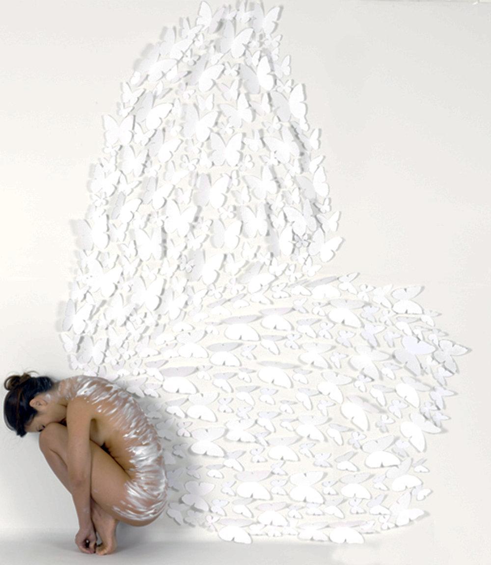 """Natalia Arias, """"Alight"""", c-print 1/5 56 3/8"""" x 48 3/4"""""""