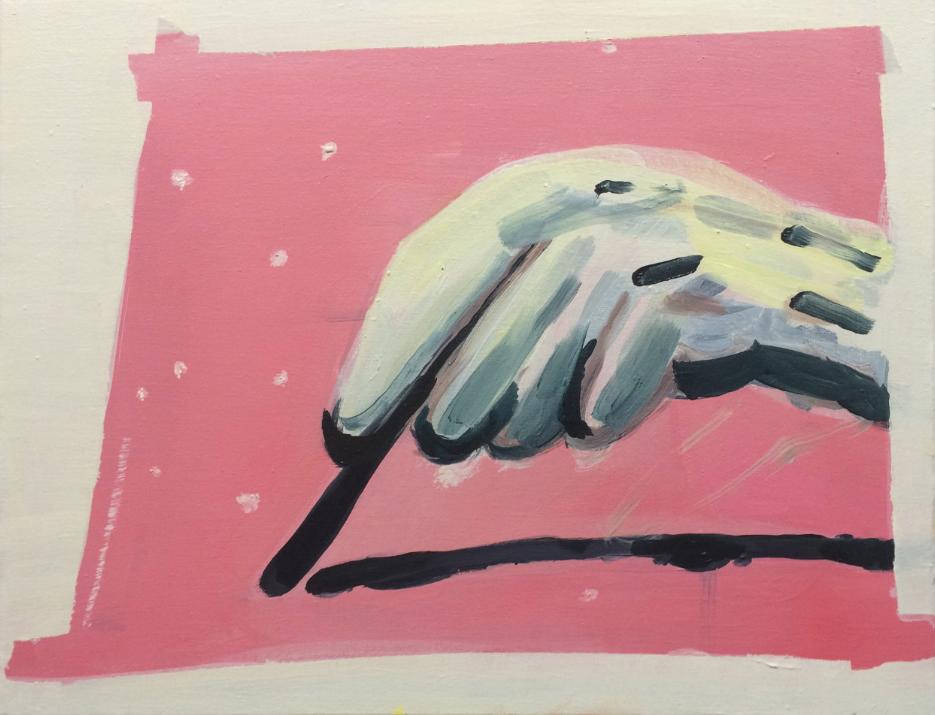 """ELIZABETH THACH """"Painter Painter,"""" 2016"""