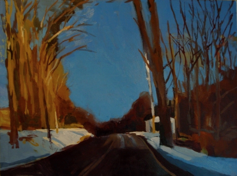 "PETER CHARLAP ""Winter V,"" 2010"