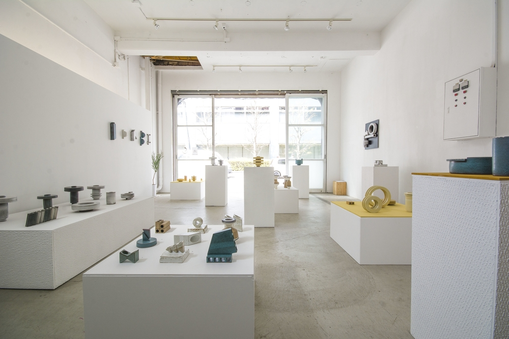 Installation View, Curators Cube
