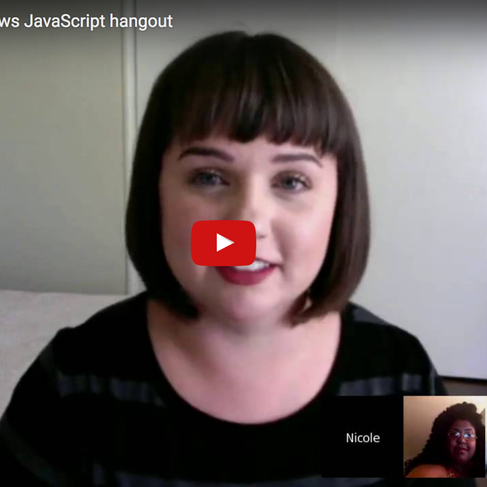 #MuseWomen Project  Teaching HTML, CSS, Javascript to Museum Professionals