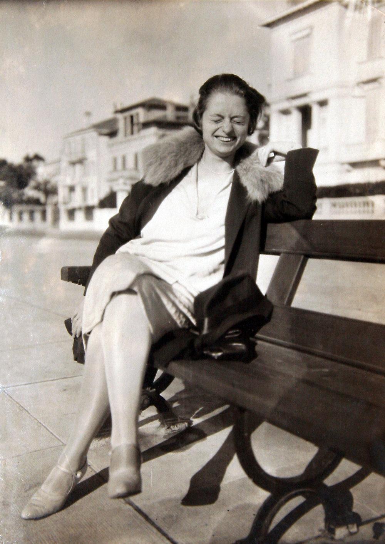 Irene's Mutti, Gertrude Hasenberg