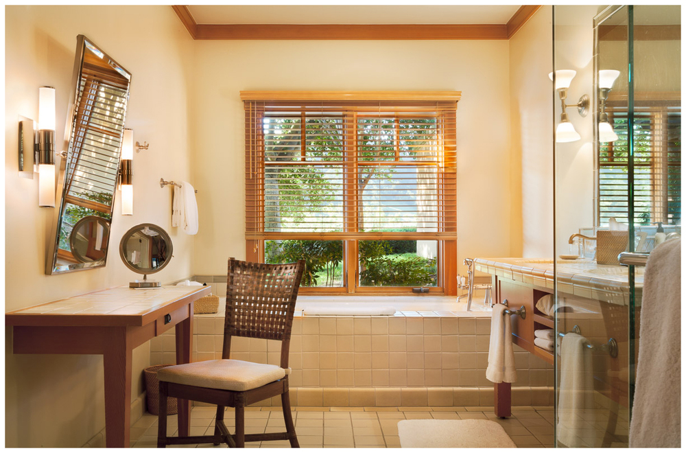 Bathroom, CordeValle Resort, San Martin, CA