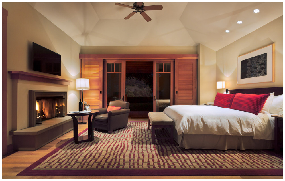 Room Overview, CordeValle Resort, San Martin, CA
