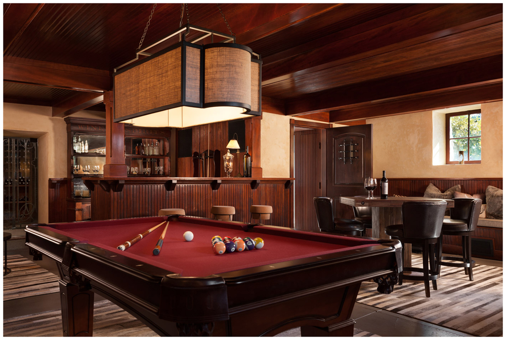 Speakeasy Pool Table
