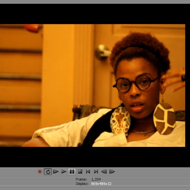 Wrapping up Part 1 of @alyciamiles interview for her latest EP, B.efore E.verything T.urned! Stay tuned! #BET #indie #interview #alyciamiles #artist #newmusic #upcoming #goodmusic #testimony