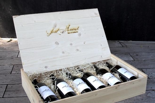 - Weinkisten & Holzkassetten -