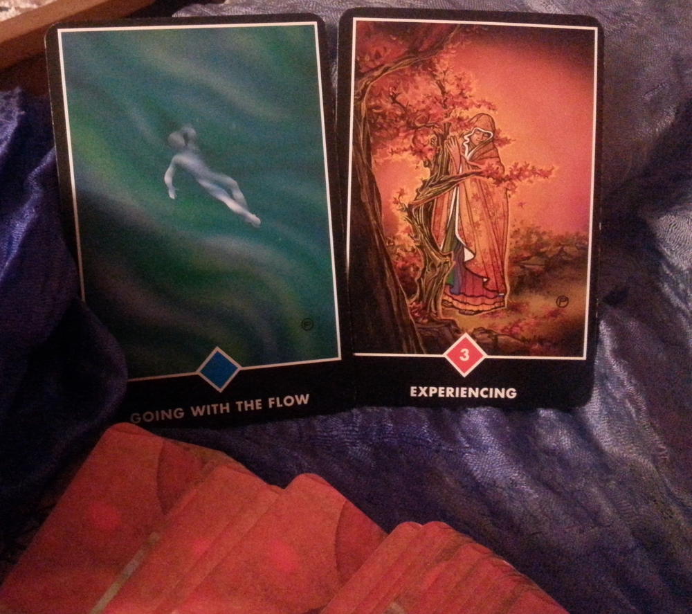 OPENING THE WAY TO NEW EXPERIENCES: Flowing into mindful presence leading to conscious co creative action as we prepare for great changes to manifest ...something big has shifted... the physical reflection of which has not yet been revealed. Stay aware.