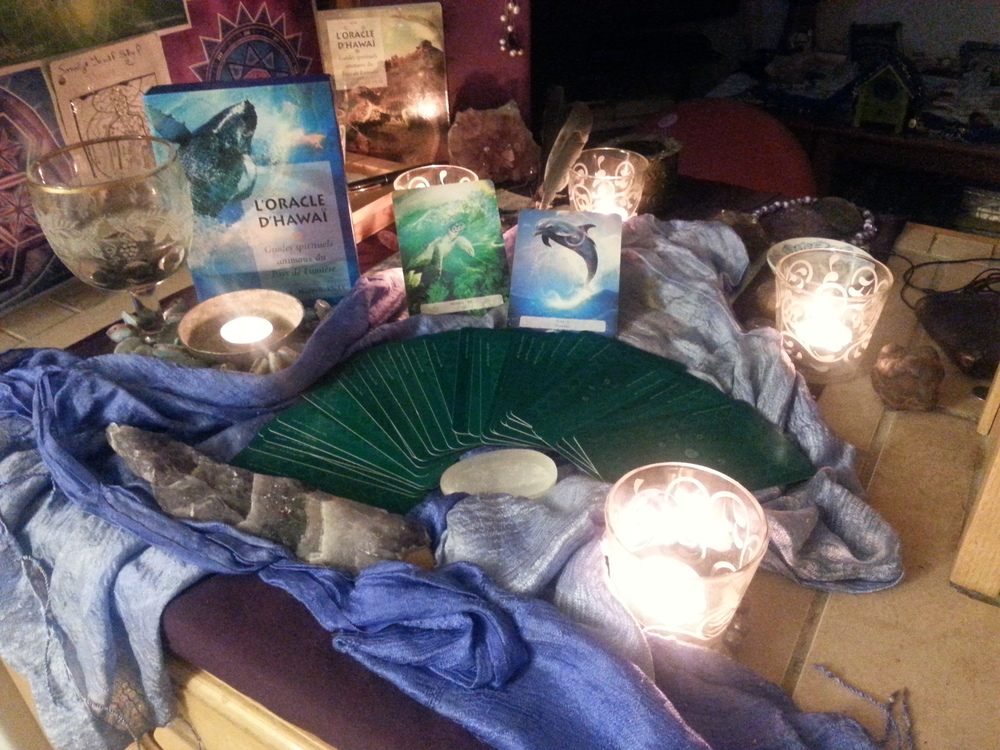 CHARGING & PURIFYING WITH              SELENITE & CANDEL LIGTH
