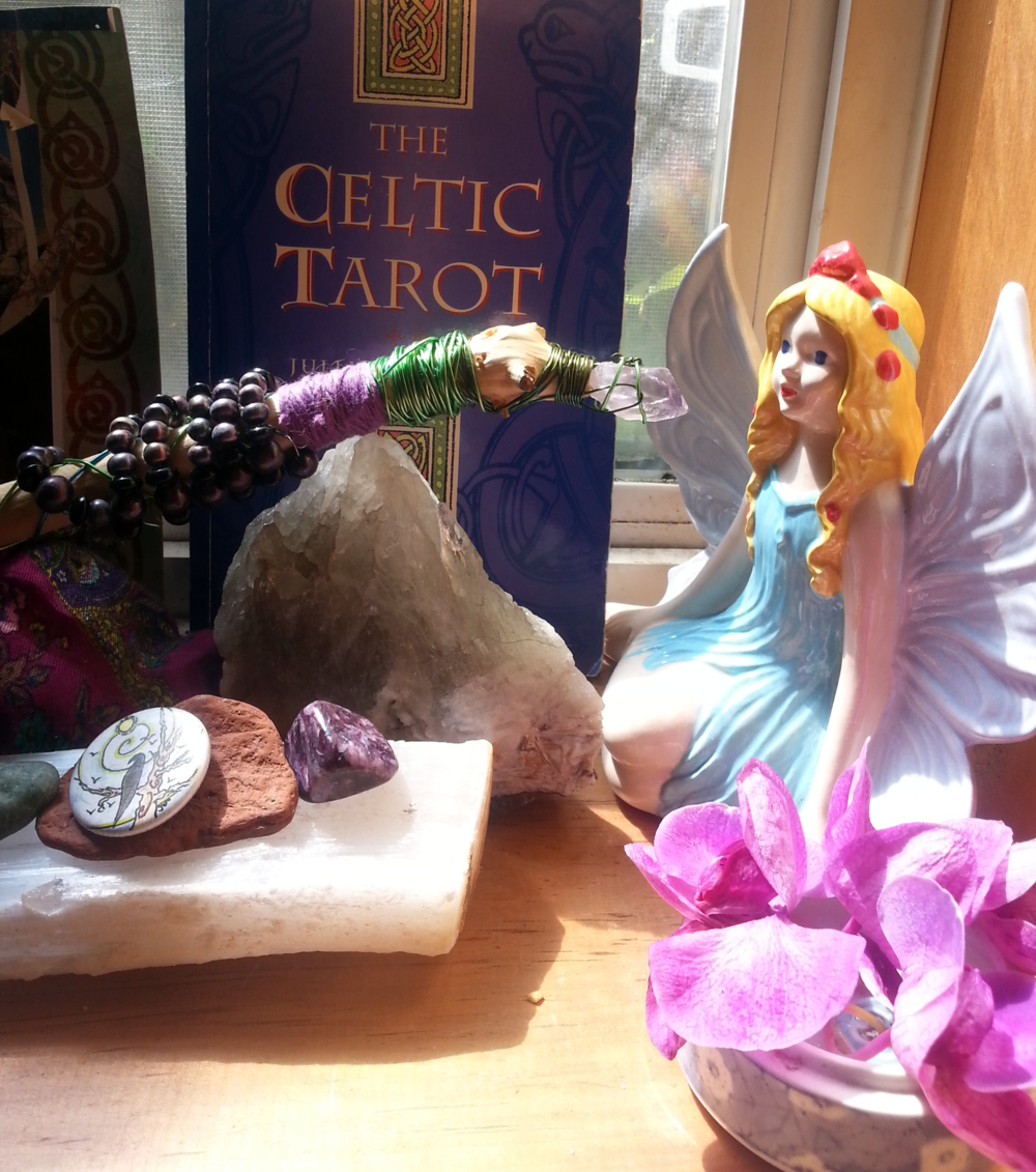 FEY, DRAGON WAND ONPERSIOLITE & RAVEN SUPPORT THIS GUIDANCE