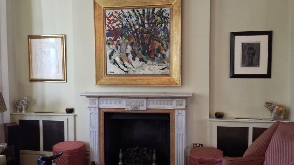 Henri Matisse, Claude Venard, Pablo Picasso