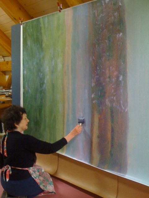 Beerman Mural Installation (6).JPG