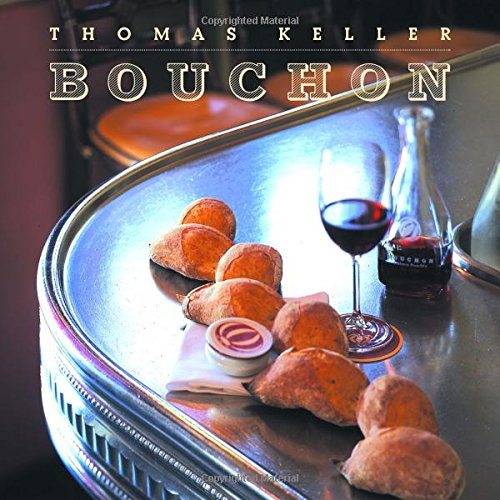 2. Thomas Keller's Bouchon - This book taught me that a few ingredients can make an awesome dinner. Some favorites: gougères (cheesy puff balls), steak frites (my default steak topping is now shallot and thyme), and Atlantic salmon with leeks (pan fried...no need to flip...how easy is that?).