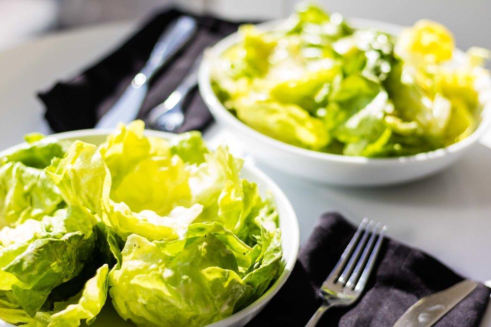 How To:Toss SaladLike A Boss -