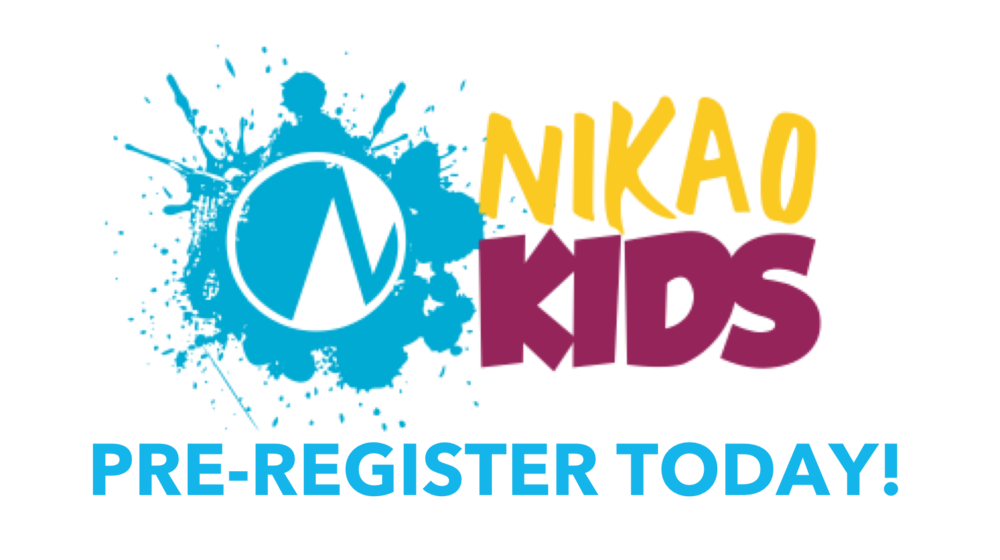 NIKAO KIDS PRE-REGISTRATION