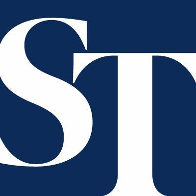 China - EU trade dispute. Asian Trade Centre in Straits Times