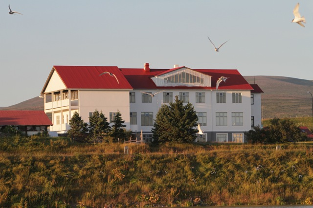 Textílsetur Íslands (The Icelandic Textile Center). Photo credit:  http://www.tsb.is
