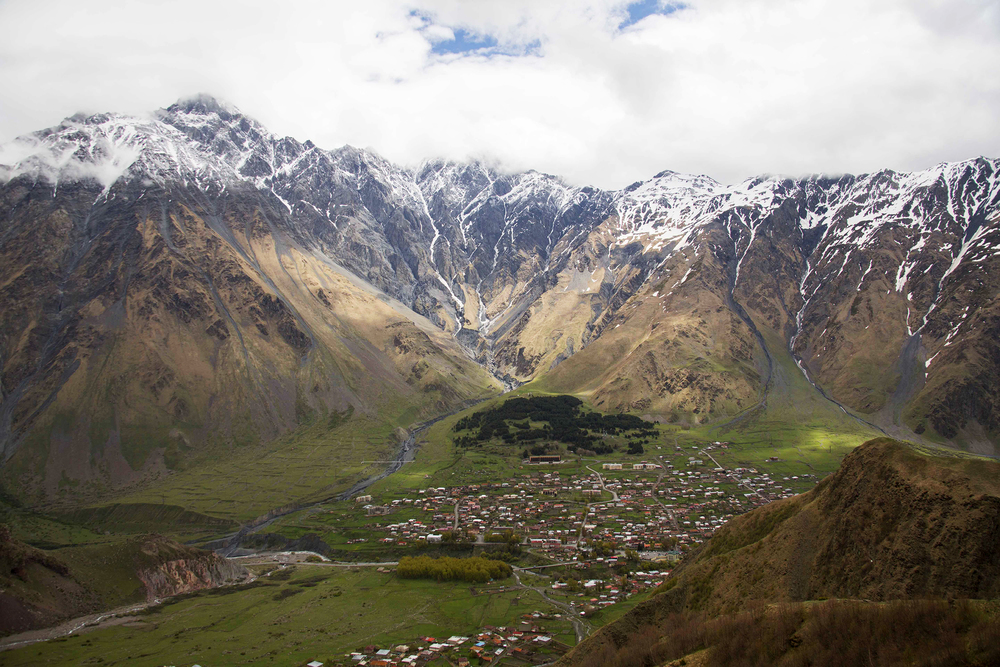 Kazbegi, Republic of Georgia