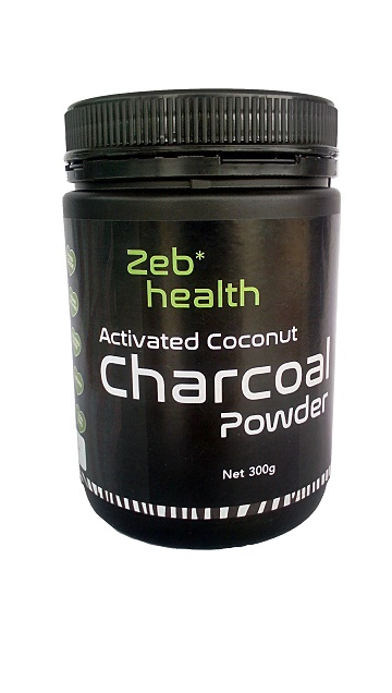 Zeb Health Activated Coconut Charcoal 300g Lo Res.jpg