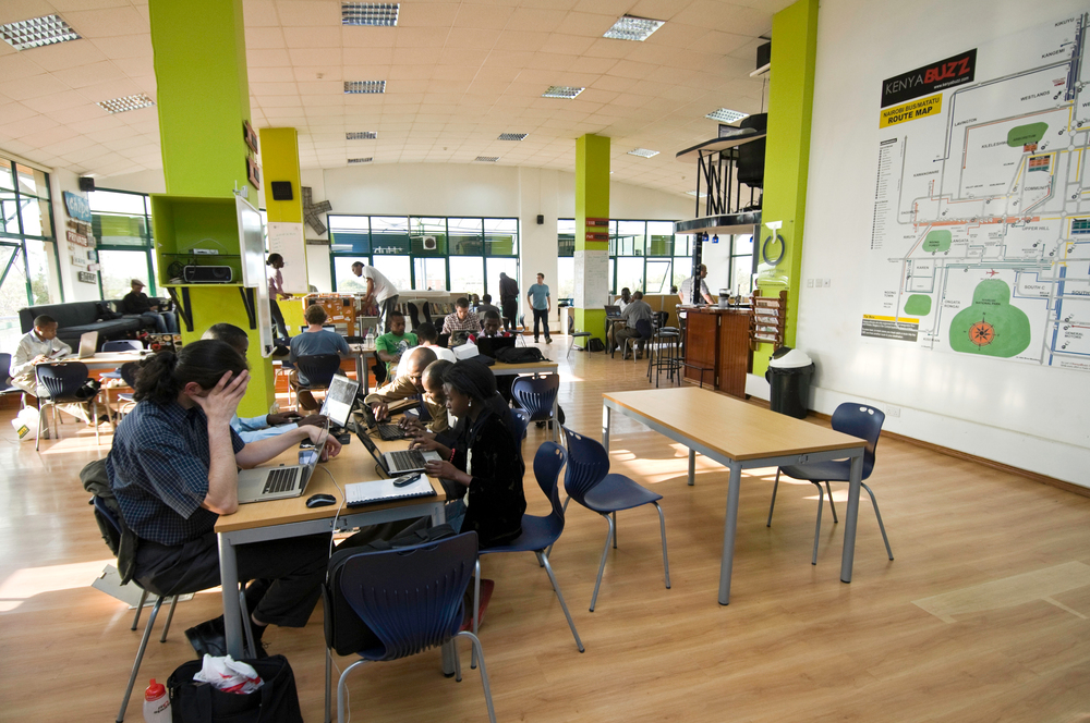 Image Credit: ihub.co.ke
