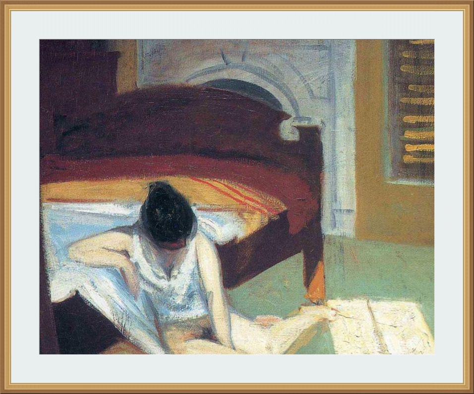 """""""Summer Interior"""" by Edward Hopper   """"They Never Tell You"""" from  Sixty Seven Moons   Performed by Yael Rizowy Piano - Bob Kelly"""