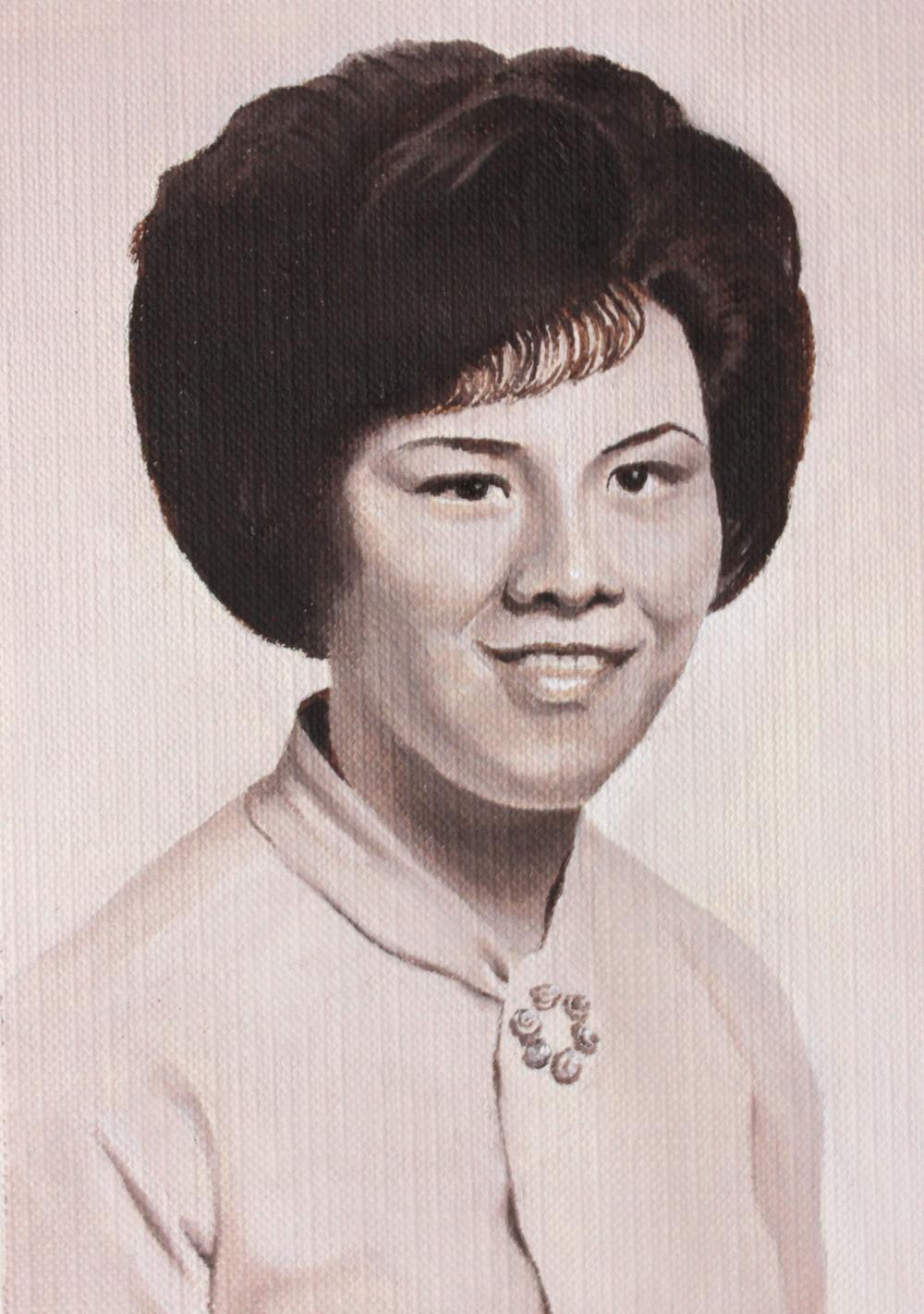 Portrait of Lorie