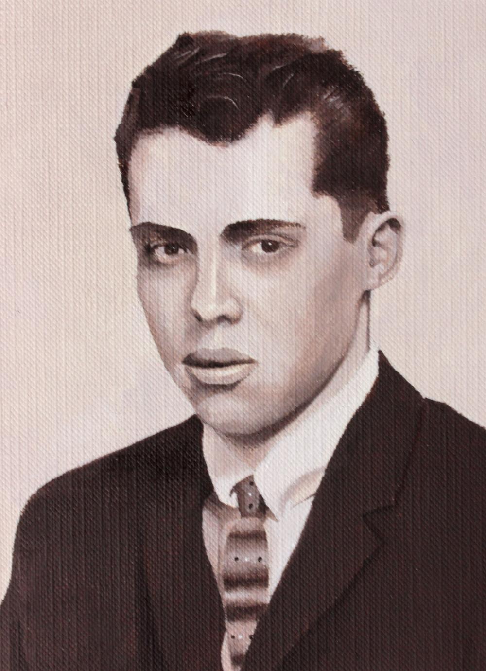Portrait of Jesse