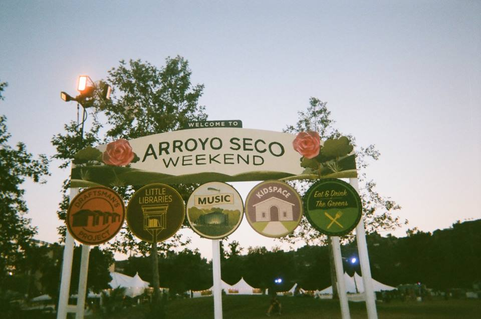 Overall, Arroyo Seco Weekend was cool, a family-friendly event that's a relaxing weekend of music and good (but very overpriced) food.  -----------------------------------------------------------------------------------------------------------------------