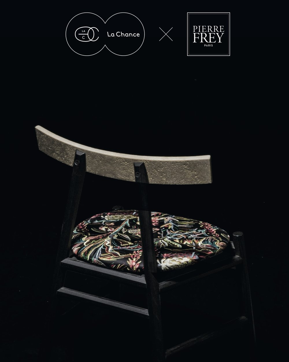 Ronin Chair Galore 2018 - La Chance + Pierre Frey Paris