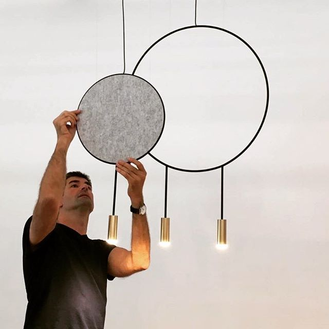 Revolta suspension fixtures - small or large circles with or without sound absorbent panels. Designed by @nahtrang for @estiluz. #LED, #madeinspain #revolta #LeaningTowardsDesign #pendant #suspensionlamp . . . . . #design #interior #interiordesign #homedecor #designhome #interiorideas #decoration #restaurantinterior #hotelinterior #interiorinspiration #inredning #interiör #inredningsdesign #inredningsinspiration #hotellinredning #restauranginredning #indretning #interiør #indretning #interiørdesign #hotelinteriør #restaurangindretning #boligindretning #designinspiration