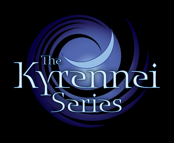 New books by the hearth arie farnam the new kyrennei series logo fandeluxe Gallery