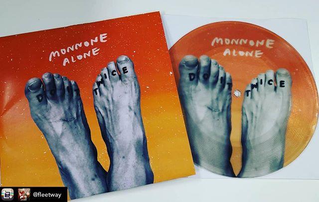 Repost from @fleetway using @RepostRegramApp - #monnonealone 🙏🏻 #vinyl