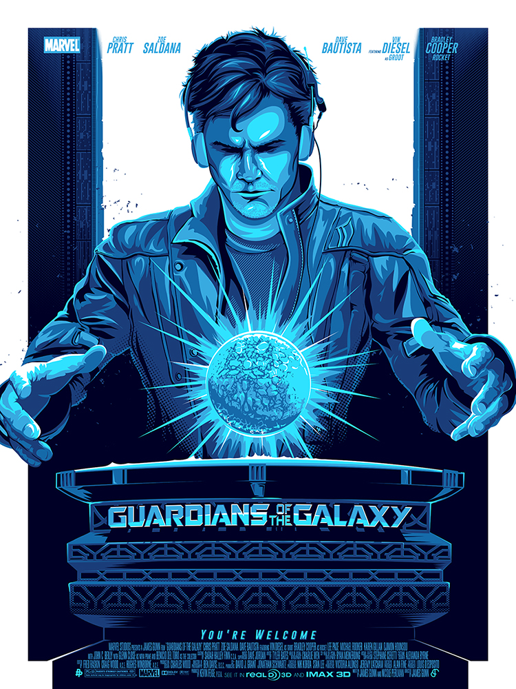 Guardians Of The Galaxy Poster Posse 9 Barbarian Factory